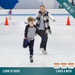 Learn to ice skate at Cockburn Ice Arena 3 days per week. Ice skating lessons for kids.