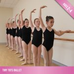 Tiny Tots Ballet - Ballet classes for children aged 2-4
