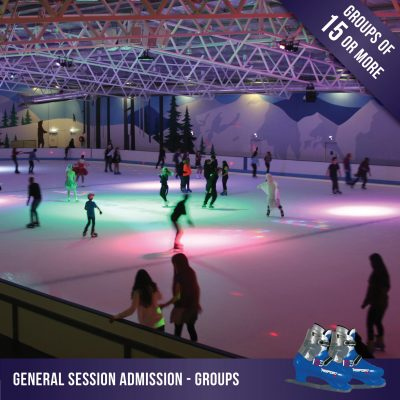 General session tickets for groups of 15 or more