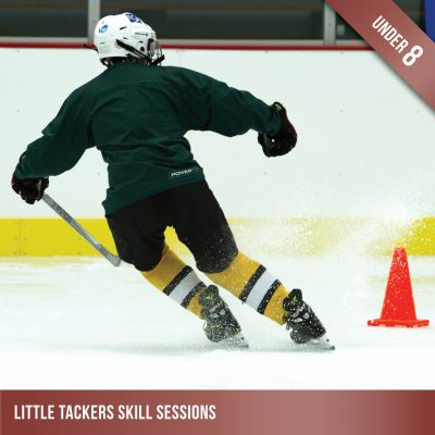 Little Tackers Skills Sessions - Ice hockey for kids under 8