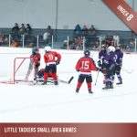 Little Tackers Small Area Games - Ice hockey for kids under 8