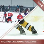 Little Tackers Small Area Games + Skills Sessions - Ice hockey for kids under 8