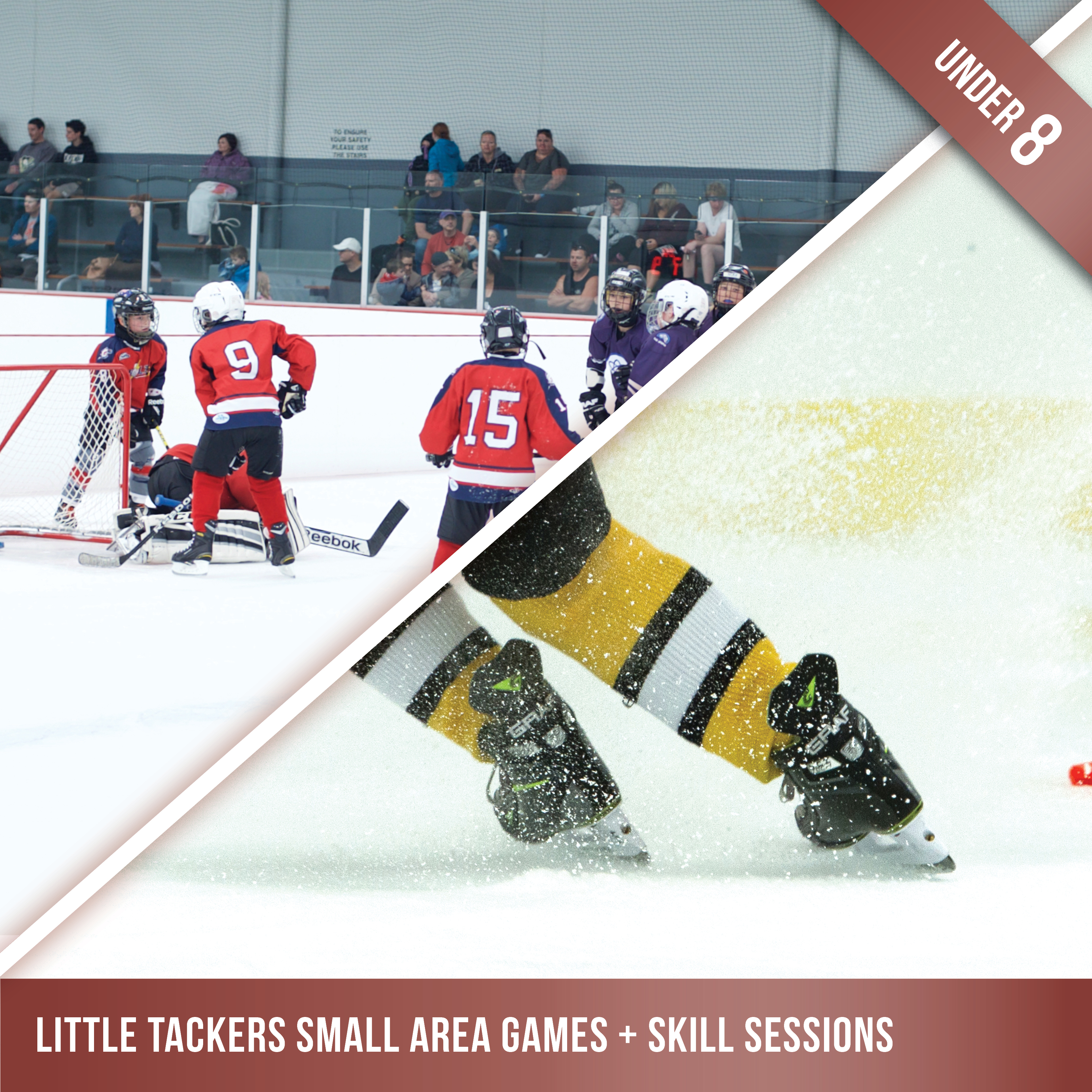 Little Tackers Small Area Games Skills Sessions Under 8
