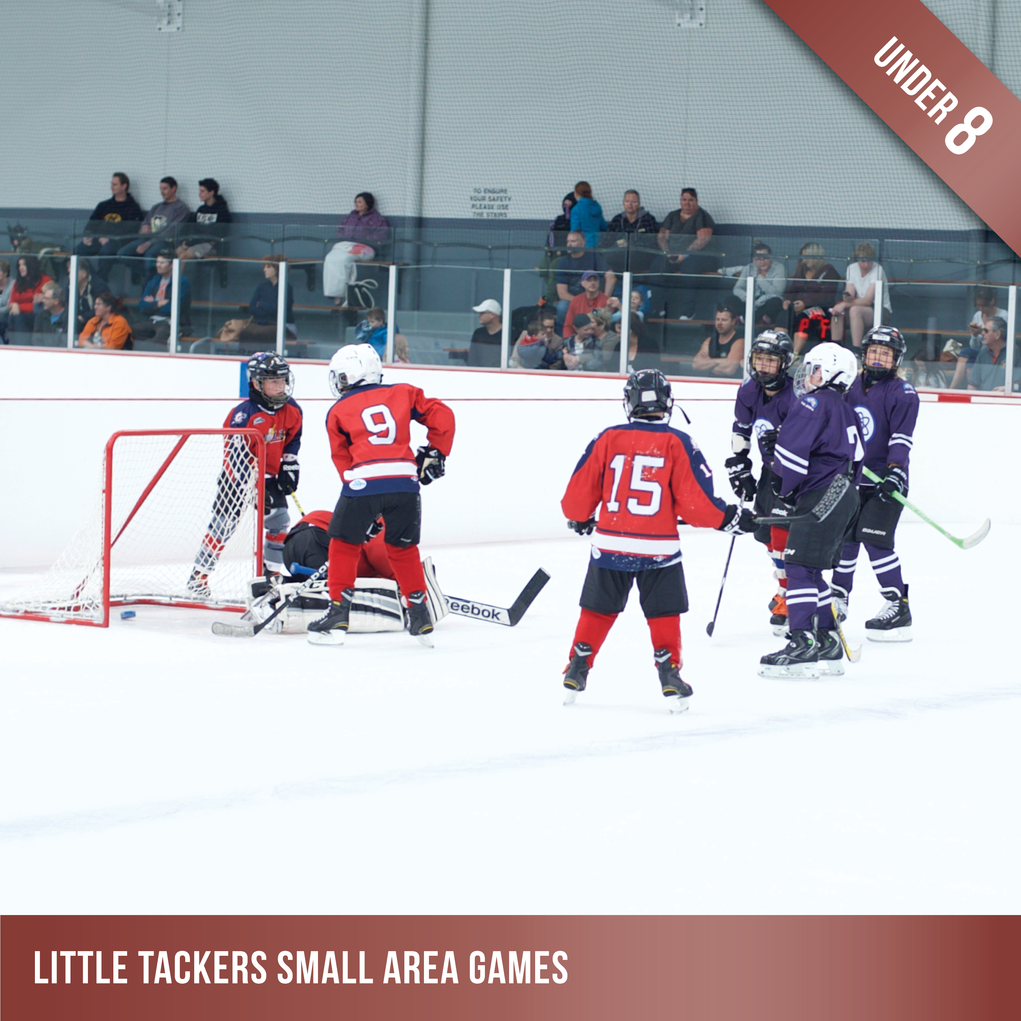 Little Tackers Small Area Games Under 8 Cockburn Ice Arena