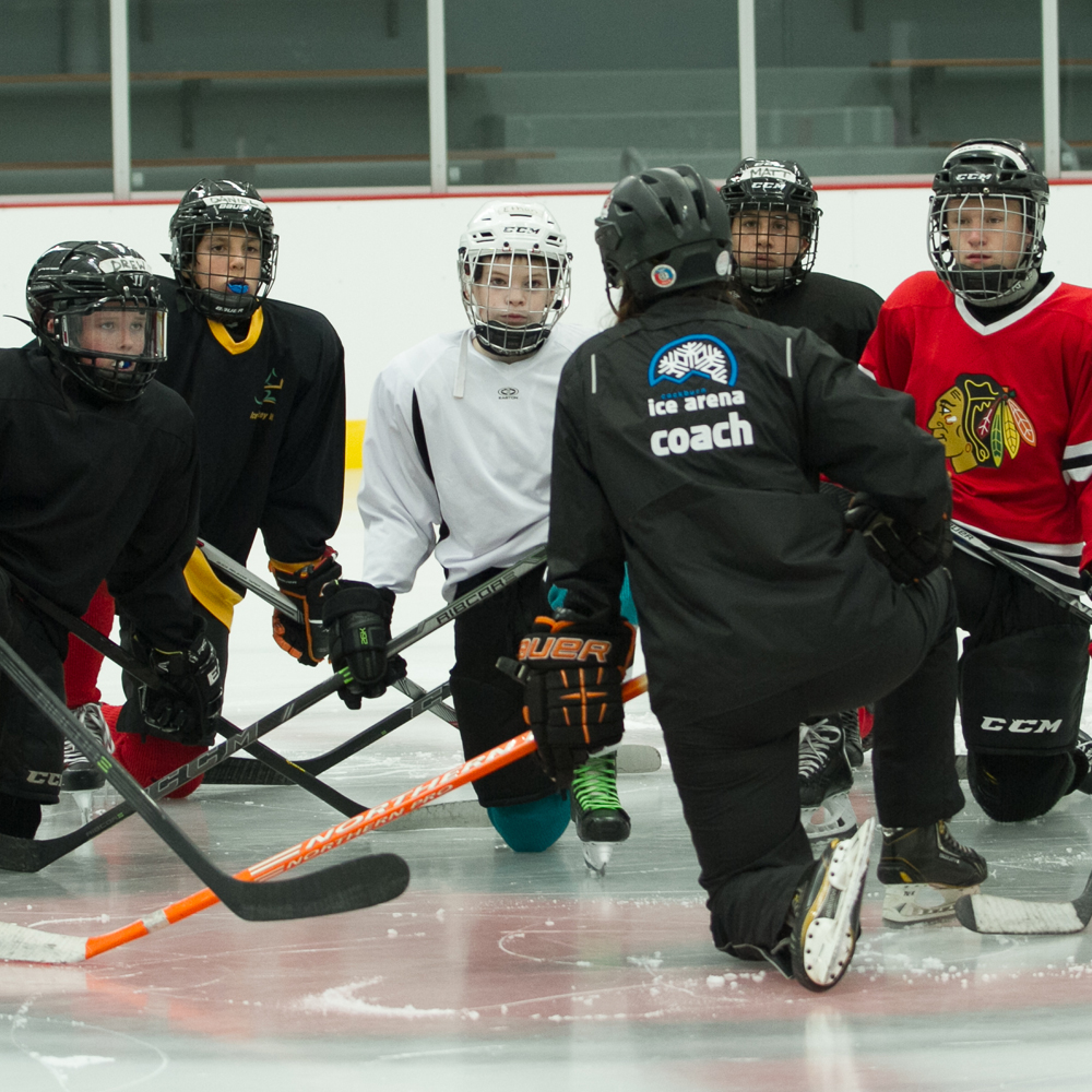Ice hockey for schools