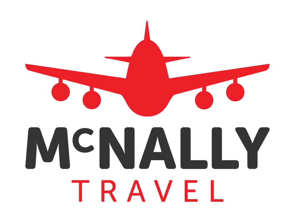 McNally Travel logo