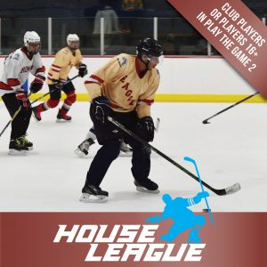 Cockburn Ice Arena House League Ice Hockey