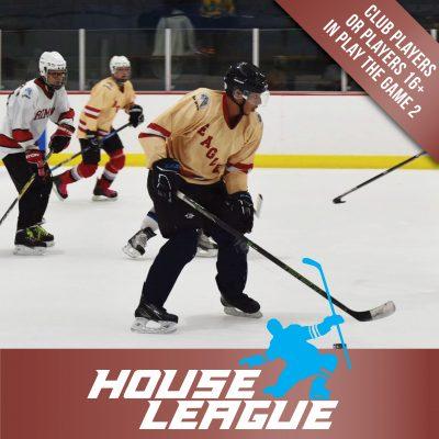 Cockburn Ice Arena House League Ice Hockey