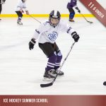 Ice hockey summer school for players aged 11 and under at Cockburn Ice Arena
