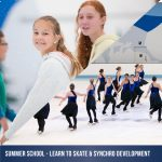 Summer School at Cockburn Ice Arena - Learn to SKate plus Synchro Development