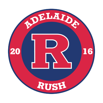 Adelaide Rush logo