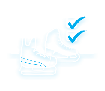 ice skaing lessons icon