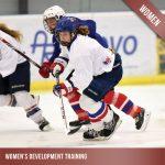 women's development ice hockey training sessions