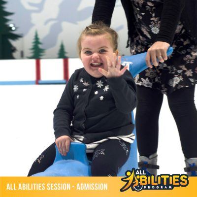 all abilities admission