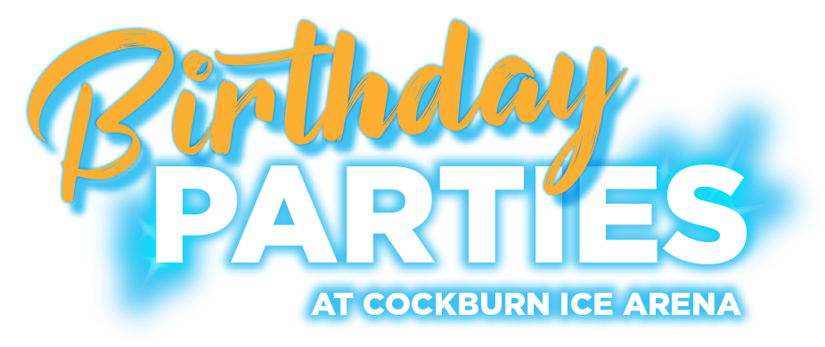 The best birthday parties in Perth at Cockburn Ice Arena!
