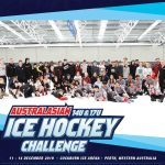 product image for the Australasian Ice Hockey Challenge in 2019