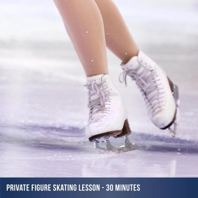 Private figure skating lesson - 30 minutes