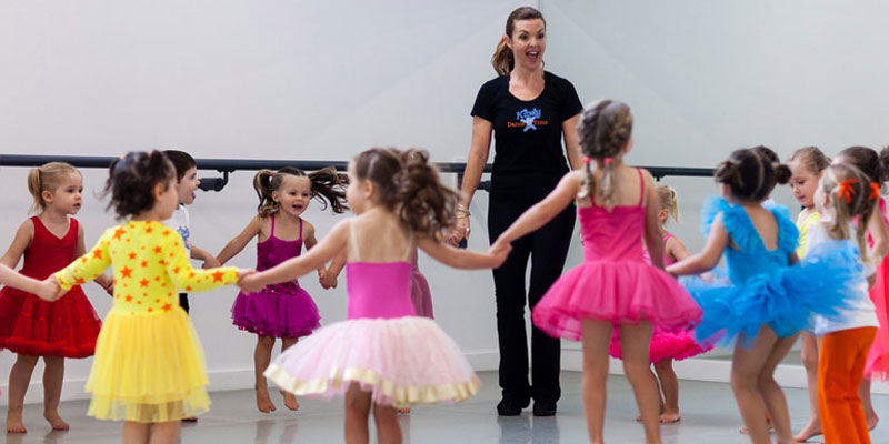 Kids and Toddler Dance classes with Kindy Dance Time