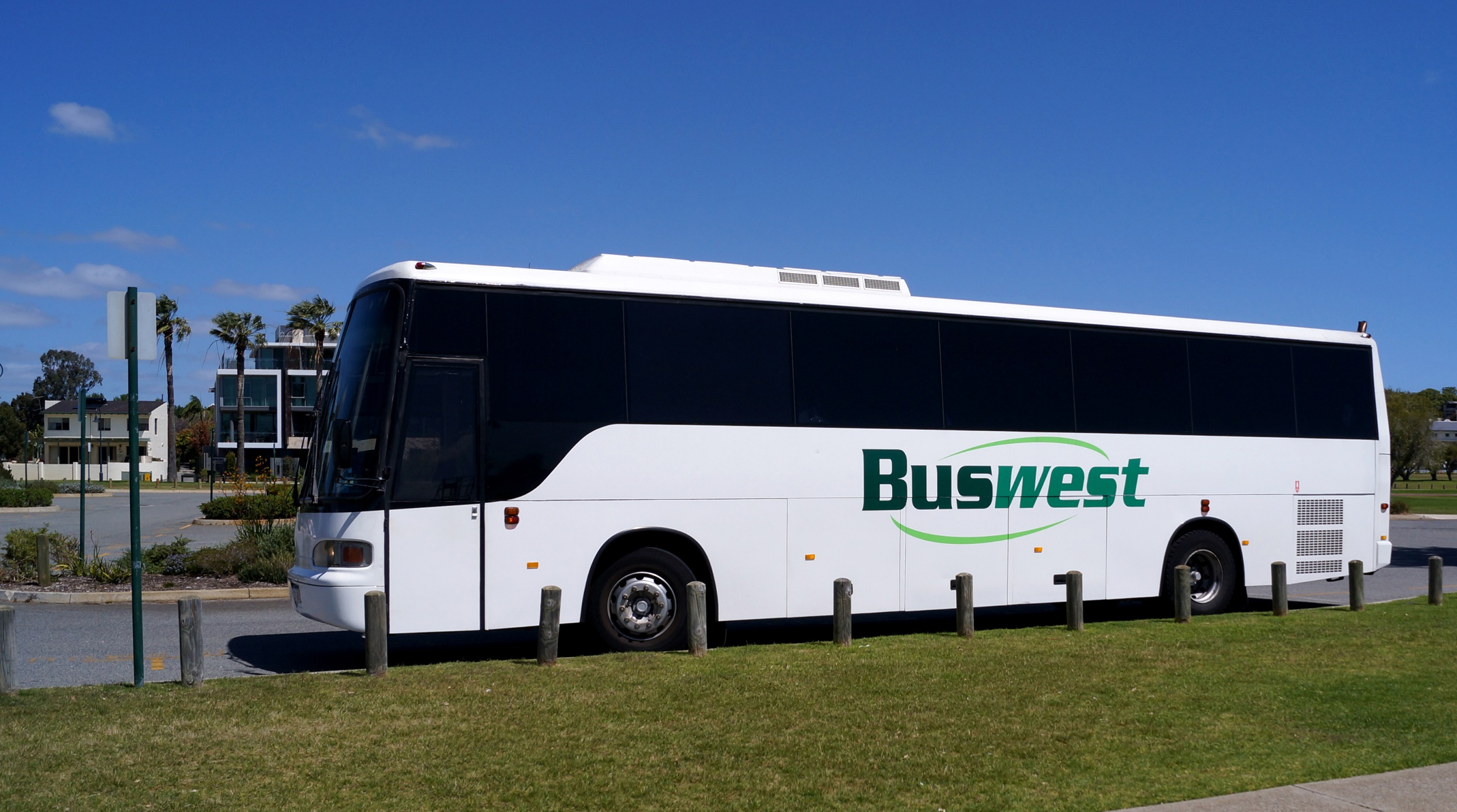 School bus from Buswest