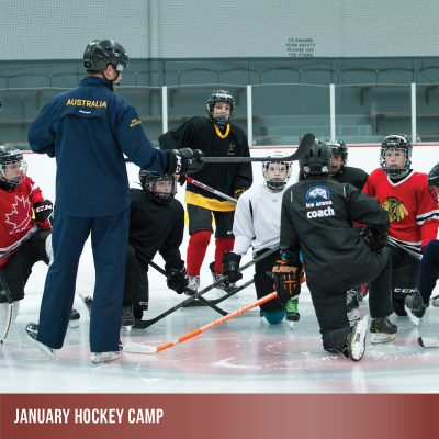 Product Image for January Ice Hockey Camp