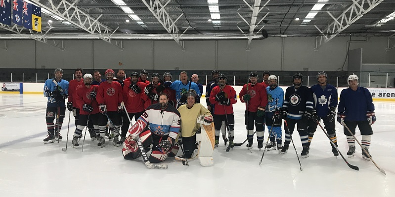 401ers drop in hockey group